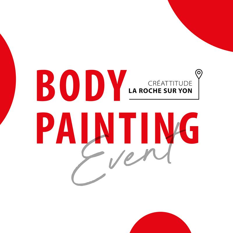 Body painting - La Roche sur-Yon-1